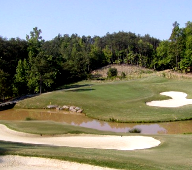 Golf Course Photo, Tega Cay Golf Club, Tega Cay, 29708