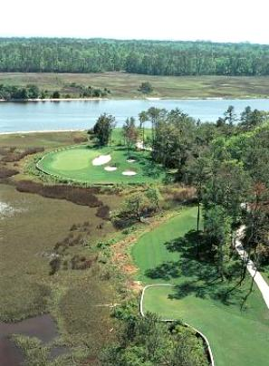 Golf Course Photo, Glen Dornoch Golf Links, Little River, 29597
