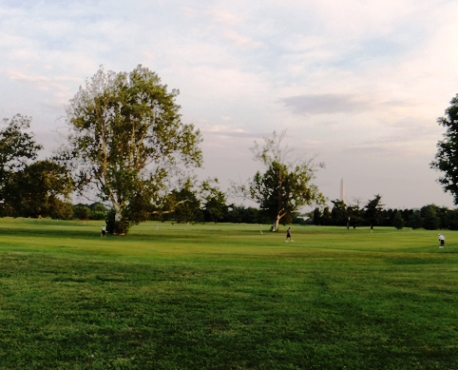 East Potomac Public Golf Course, Red,Washington, District of Columbia,  - Golf Course Photo