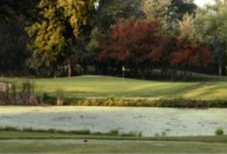 Old Wayne Golf Club, Eighteen Hole,West Chicago, Illinois,  - Golf Course Photo