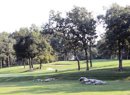 Golf Course Photo, Fremont Hills Country Club, Fremont Hills, 65714