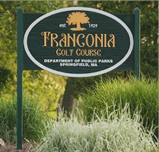 Franconia Golf Course,Springfield, Massachusetts,  - Golf Course Photo