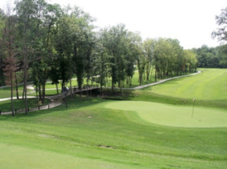 Links at Columbia,Columbia, Missouri,  - Golf Course Photo
