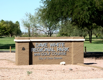Dave White Municipal Golf Course, Casa Grande, Arizona, 85122 - Golf Course Photo