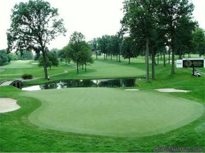 Golf Course Photo, Firestone Country Club, South Course, Akron, 44319