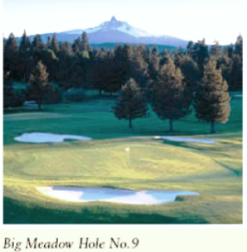Black Butte Ranch, Big Meadow Course,Black Butte Ranch, Oregon,  - Golf Course Photo