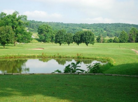 Elk River Country Club,Noel, Missouri,  - Golf Course Photo