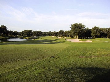 Indian Creek Golf Course, Lakes Course, Carrollton, Texas, 75007 - Golf Course Photo