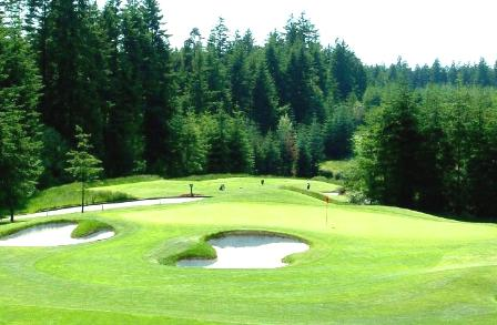 Trophy Lake Golf & Casting Club, Port Orchard, Washington, 98367 - Golf Course Photo