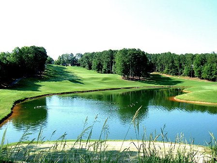 Towne Lake Hills Golf Club, Woodstock, Georgia, 30189 - Golf Course Photo