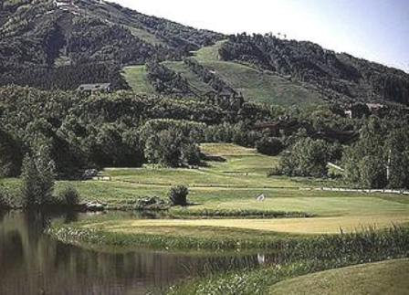 Steamboat Golf Club,Steamboat Springs, Colorado,  - Golf Course Photo