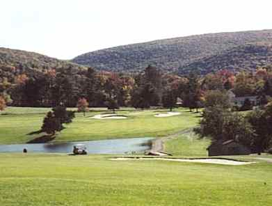 Golf Course Photo, Sugarloaf Golf Club, Sugarloaf, 18249