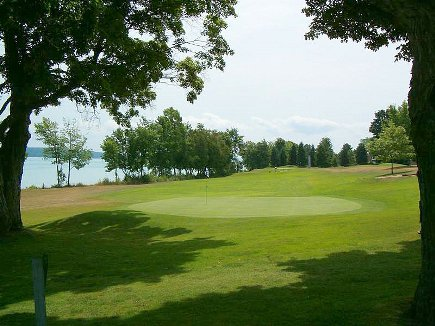 Elk Rapids Golf Course,Elk Rapids, Michigan,  - Golf Course Photo