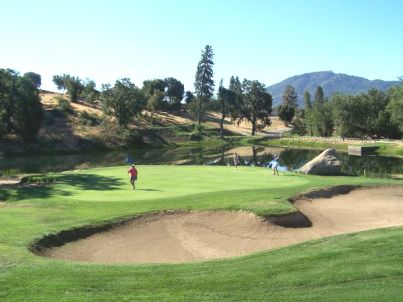 Sierra Meadows Country Club,Ahwahnee, California,  - Golf Course Photo