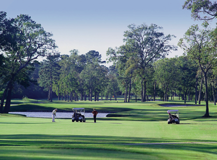 River Plantation Country Club, Conroe, Texas, 77302 - Golf Course Photo