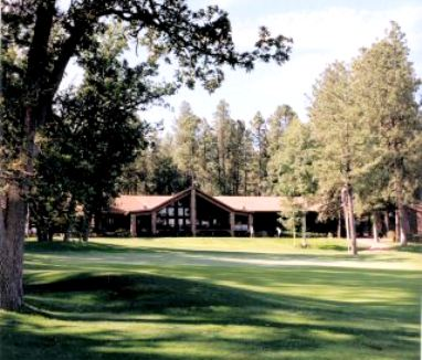 White Mountain Country Club,Pinetop, Arizona,  - Golf Course Photo
