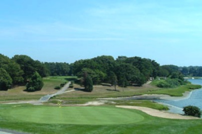 Bass River Golf Course,South Yarmouth, Massachusetts,  - Golf Course Photo
