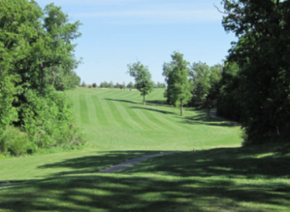 Golf Course Photo, Ridge Golf & Country Club, The, Waterloo, 62298