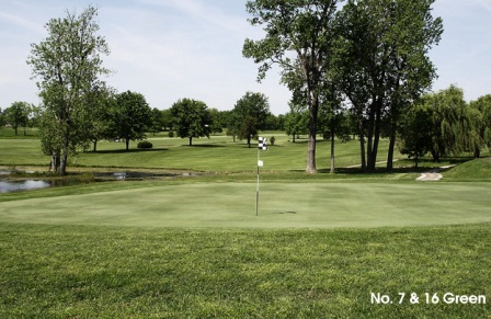 Twin Pines Country Club ,Harrisonville, Missouri,  - Golf Course Photo
