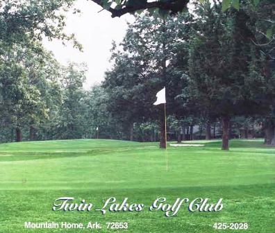 Twin Lakes Golf Club, Mountain Home, Arkansas, 72653 - Golf Course Photo