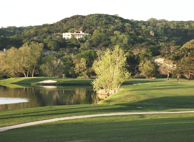 Golf Course Photo, Tapatio Springs Resort & Conference Center, Boerne, 78006