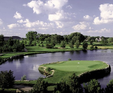 Ruffled Feathers Golf Club, Lemont, Illinois, 60439 - Golf Course Photo