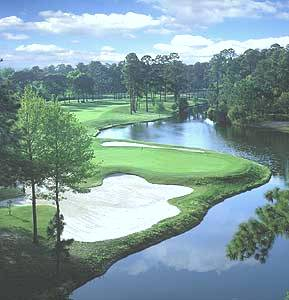 Golden Bear Golf Course At Indigo Run,Hilton Head Island, South Carolina,  - Golf Course Photo
