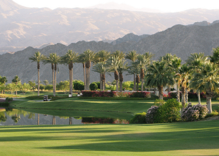 Hideaway Golf Club, Clive Clark Course,La Quinta, California,  - Golf Course Photo