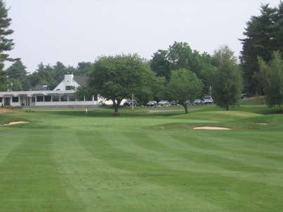 Meadow Brook Golf Club,Reading, Massachusetts,  - Golf Course Photo