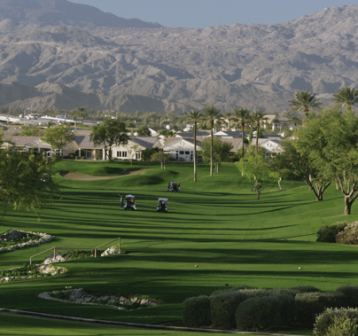 Sun City Mountain Vista Golf, San Geronimo Course, Palm Desert, California, 92211 - Golf Course Photo