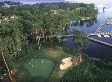 Albemarle Plantation, Sound Golf Links,Hertford, North Carolina,  - Golf Course Photo