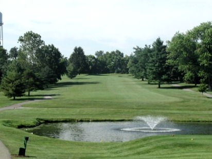 Shelbyville Country Club,Shelbyville, Kentucky,  - Golf Course Photo
