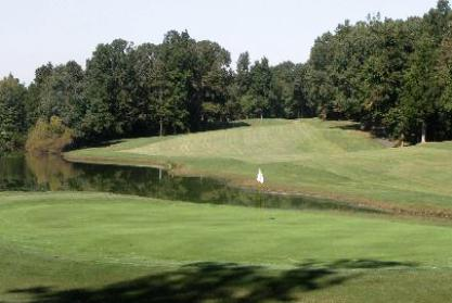 Quarry Hills Country Club, CLOSED 2014, Graham, North Carolina, 27253 - Golf Course Photo