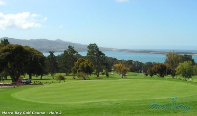 Golf Course Photo, Morro Bay Golf Course, Morro Bay, 93442
