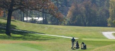 Hendersonville Country Club, Hendersonville, North Carolina, 28739 - Golf Course Photo
