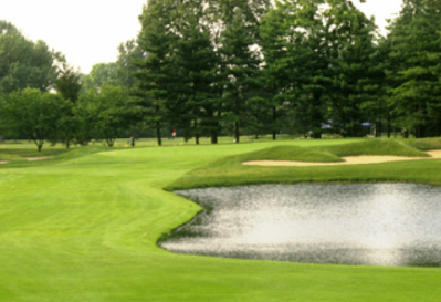 Golf Course Photo, Ridgemoor Country Club, Chicago, 60706