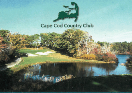 Cape Cod Country Club,North Falmouth, Massachusetts,  - Golf Course Photo