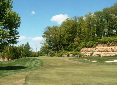 Golf Course Photo, Greenbriar Hills Country Club, Kirkwood, 63122
