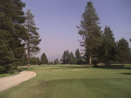Ponderosa Golf Course,Truckee, California,  - Golf Course Photo