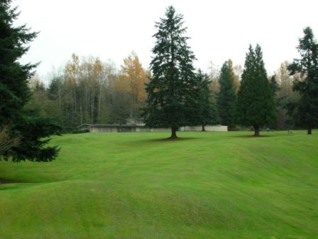 Golf Course Photo, Wellington Hills Golf Course, CLOSED 2012, Woodinville, 98072