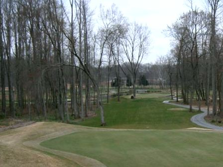 Apple Creek Executive Golf Course, CLOSED 2014, Apple, North Carolina, 28034 - Golf Course Photo