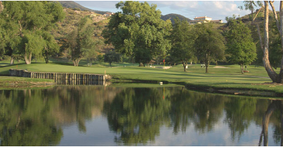 Sycuan Resort, Willow Glen,El Cajon, California,  - Golf Course Photo