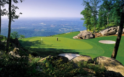 Cliffs At Glassy, The,Landrum, South Carolina,  - Golf Course Photo
