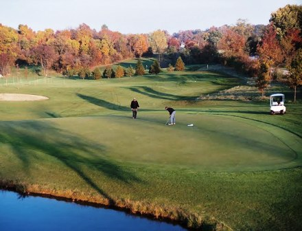 Walnut Creek Golf Course, Club Run,Marion, Indiana,  - Golf Course Photo