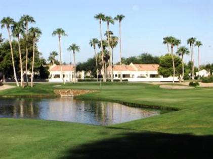 Westbrook Village Country Club, Lakes Course,Peoria, Arizona,  - Golf Course Photo