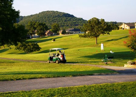 Holiday Island Country Club -Island,Holiday Island, Arkansas,  - Golf Course Photo
