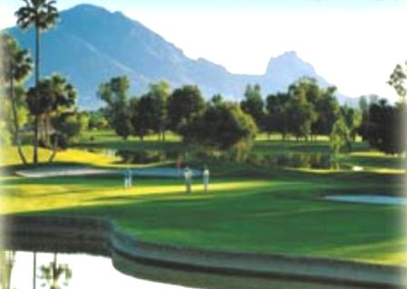 Golf Course Photo, Mccormick Ranch Golf Club, Pine Course