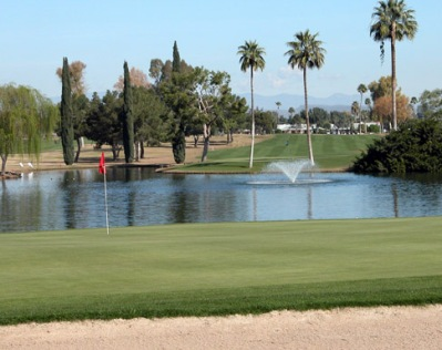 Pebblebrook Golf Course At Sun City West,Sun City West, Arizona,  - Golf Course Photo