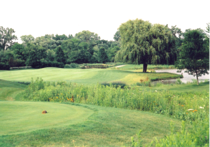 Arboretum Golf Club,Buffalo Grove, Illinois,  - Golf Course Photo
