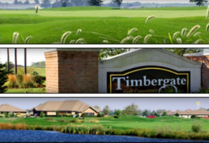 Timbergate Golf Course,Edinburgh, Indiana,  - Golf Course Photo